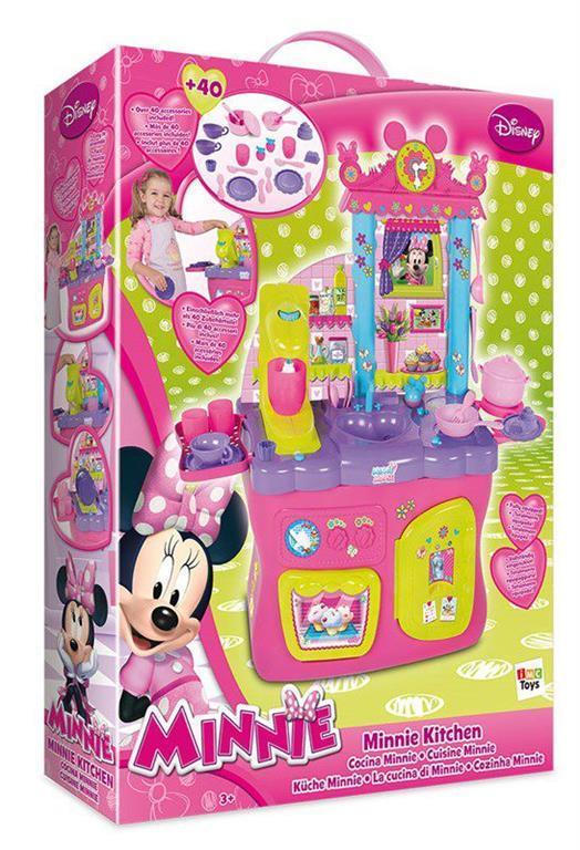 Minnie Nuova Cucina con Accessori - IMC Toys - Cucina - Giocattoli