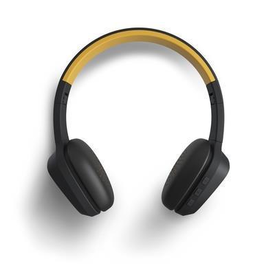 ce414f3904 Energy Sistem 429325 auricolare per telefono cellulare Stereofonico  Padiglione auricolare Nero, Giallo Con cavo e