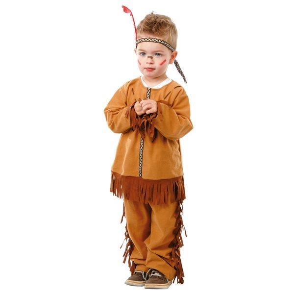 470299f07e Costume Indiano Baby Neonato 1- 12 Mesi 64 - 82 cm - Guirca - Idee ...
