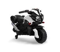 con MP3 LUCI E Suoni Ufficiale con Licenza Babycar Vespa Piaggio Moto per Bambini 946 Rosso
