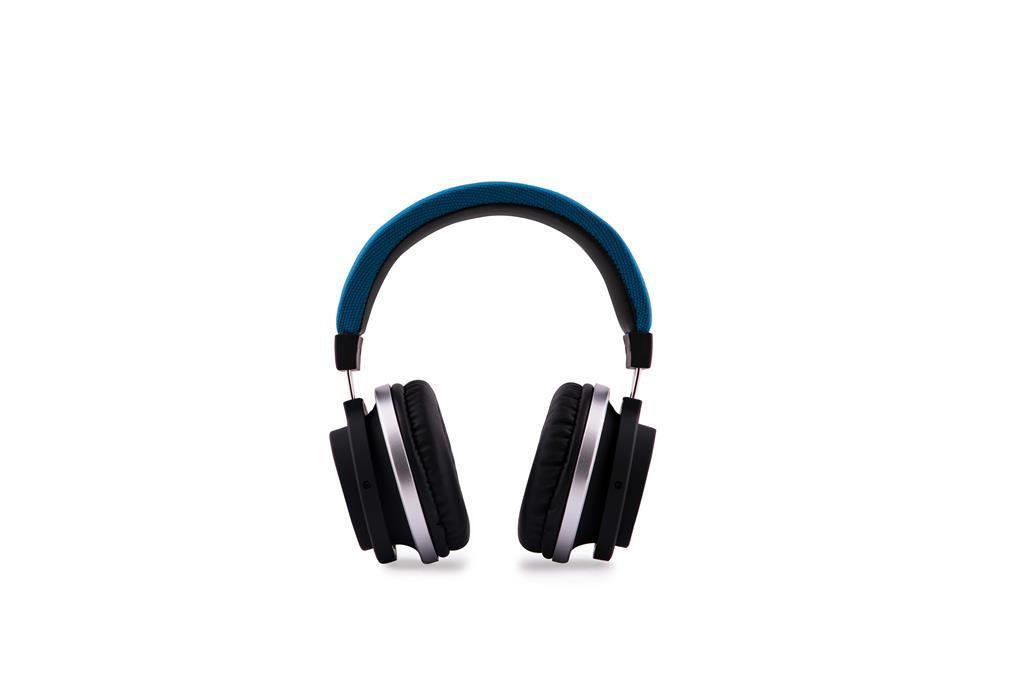 45ea791fd41d CoolBox CoolPremium auricolare per telefono cellulare Stereofonico  Padiglione auricolare Blu Con cavo e senza cavo