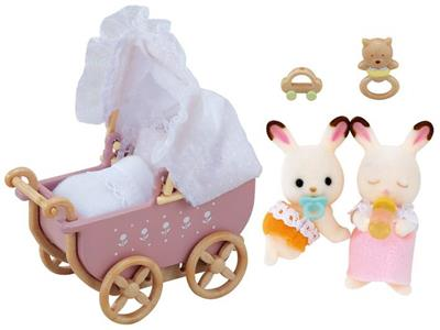 Sylvanian Families 5018 set di action figure giocattolo