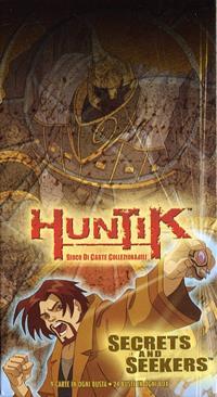 Huntik Buste Secrets /& Seekers 24 pz