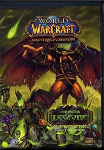 Upper Deck World Of Warcraft La Marcia Della Legione Mazzo Introduttivo (It) - 4