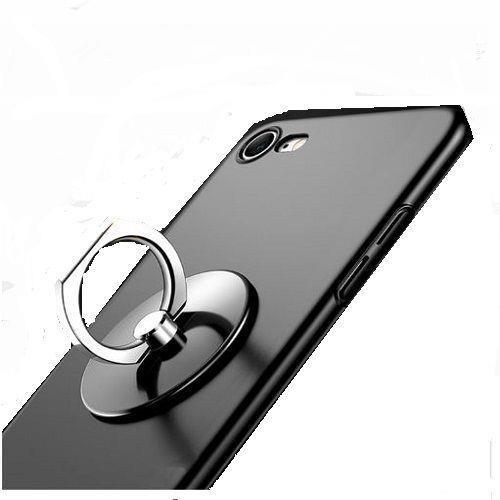 95e05959f2 Anello adesivo metallico supporto mani ozzzo nero per samsung m3710 corby  beat