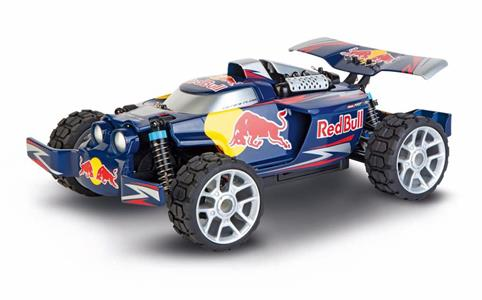 Carrera R/C Red Bull Nx2 -Ax- Carrera Profi Rc Row Without Us / Can 50Km Speed