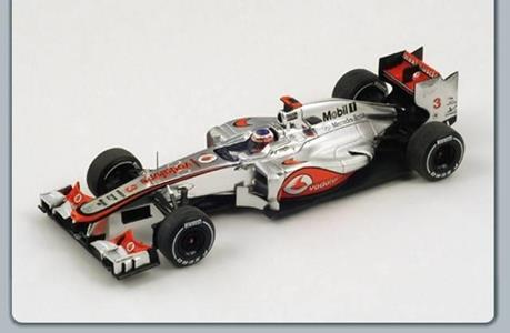 Spark S3046. Mc Laren Mp4-27 J. Button 2012