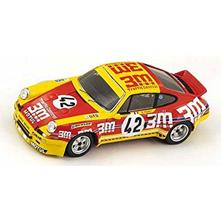 Porsche Carrera Rsr #42 17th Lm 1973 R. Mauroy/ M. Mignot 1:43 Model S3397
