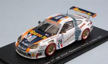 Porsche 996 Gt3 R #79 23th Lm 2000 J.L. Ricci / T. Perrier 1:43 Model S4759