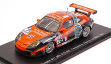 Porsche 996 Gt3-rs #75 9th Lm 2001 T. Perrier / M. Neugarten / N. Smith 1:43 Model S4761