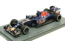 Toro Rosso Str11 D. Kvyat 2016 #26 10th Spanish Gp 1:43 Model S5020