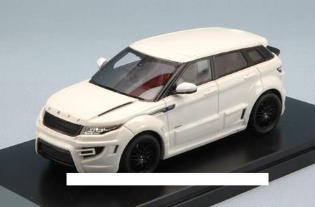 PremiumX PR0273. Range Rover Evoque Onyx Rogue Edition 2012, Bianco