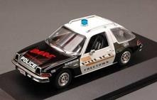 PremiumX PRD126. AMC Pacer X Freetown Dare Police 1975