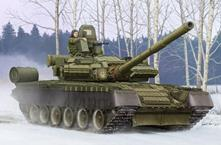 Russian T-80BV MBT Tank 1:35 Model RIPTR 05566