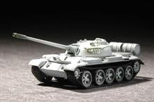 T-55 Medium Tank M1958 1:72 Plastic Model Kit RIPTR 07282