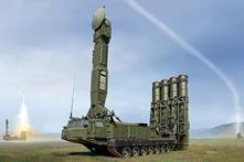 Russian S-300v 9a83 Sam 1:35 Plastic Model Kit RIPTR 09519