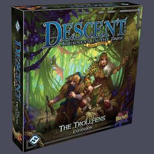 Descent. The Trollfens - 2