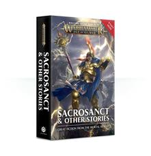 Sacrosanct & Other Stories- Libro Warhammer 40k (Inglese)