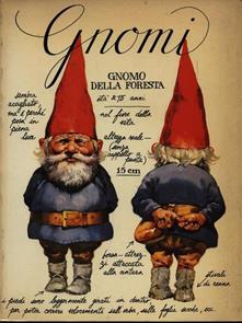Gnomi - Wil Huygen,Rien Poortvliet - copertina