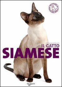Il Gatto Siamese Mariolina Cappelletti Libro De Vecchi Ibs