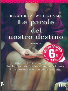 Le parole del nostro destino - Beatriz Williams - 3