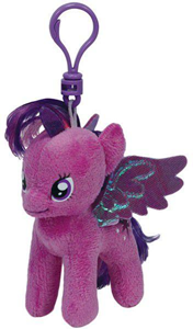 Giocattolo Peluche My Little Pony Twilight Sparkle Clip Ty 1