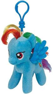 Giocattolo Peluche My Little Pony Raimbow Dash Clip Ty 1