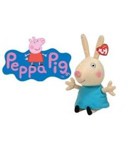 Giocattolo Peluche Peppa Pig Rebecca Coniglio Ty 1