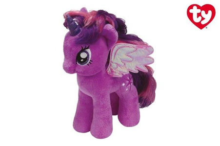 Giocattolo Peluche My Little Pony Twilight Ty 1