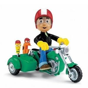 Giocattolo Motocicletta Mattel 1