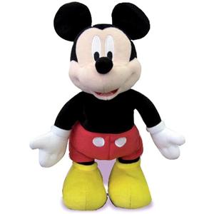Giocattolo Peluche Topolino dondola e sorride Mattel 1
