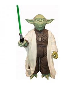 Giocattolo Figure Star Wars. Yoda 45cm Jakks Pacific 2