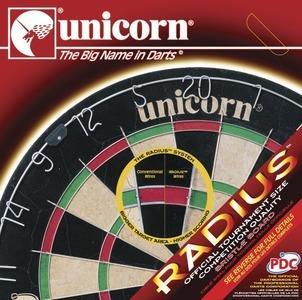 Giocattolo Bersaglio per freccette Unicorn Radius Unicorn 5
