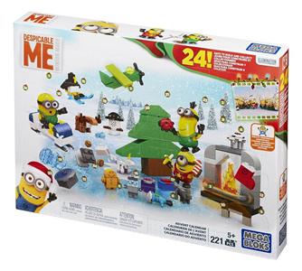 Giocattolo Mega Bloks. Minions. Calendario Avvento Mega Bloks 1