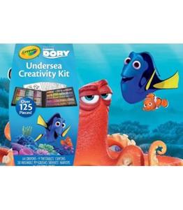 Giocattolo Valigetta dell'artista Disney Alla ricerca di Dory Crayola 2