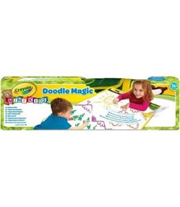 Giocattolo Doodle Magic. Tappetone colora e ricolora Crayola 3