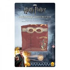 Idee regalo Kit Quidditch Harry Potter Bambino, Taglia Unica Rubies