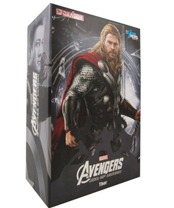 Giocattolo Action Hero Vignette. Avengers: Age of Ultron. Thor (DR38150) Dragon 3