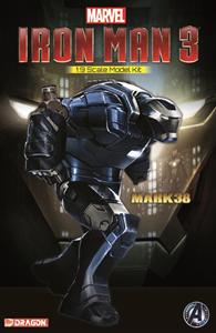 Giocattolo Model Kit. Iron Man 3 Mk.XXXVIII. Igor Armor (DR38334) Dragon 4