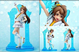 Giocattolo Super Premium Figure Love Live! School Idol Project Kotori Minami Snow Halation Sega 1