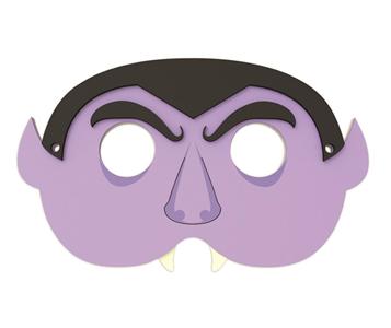 Giocattolo Maschere Party Mask Monster Kikkerland 1