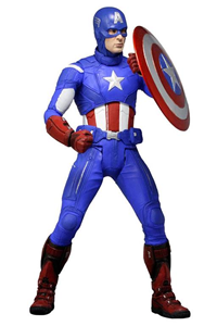 Giocattolo Action figure Avengers. Capitan America Neca 1