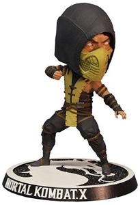 Giocattolo Statua Bobble Head Scorpion MK X Mezco Toys 1