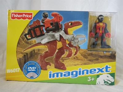 Giocattolo Dinosauro base Fisher Price 1