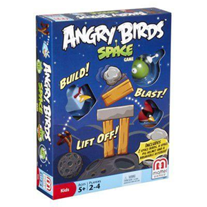 Giocattolo Angry Birds Space Game Mattel 3