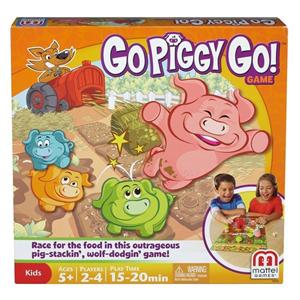 Giocattolo Porcellini alla riscossa Mattel 1