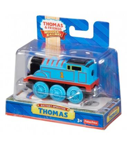 Giocattolo Thomas & Friends Wooden Railway. Locomotiva Thomas Mattel 1