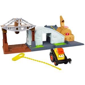 Giocattolo Planes Riplash Centro Comandi Mattel 1