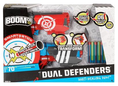 Giocattolo Boomco. Dual Defenders Mattel Mattel 1