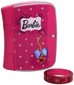 Giocattolo My Password. Diario Glam di Barbie Mattel Mattel 1